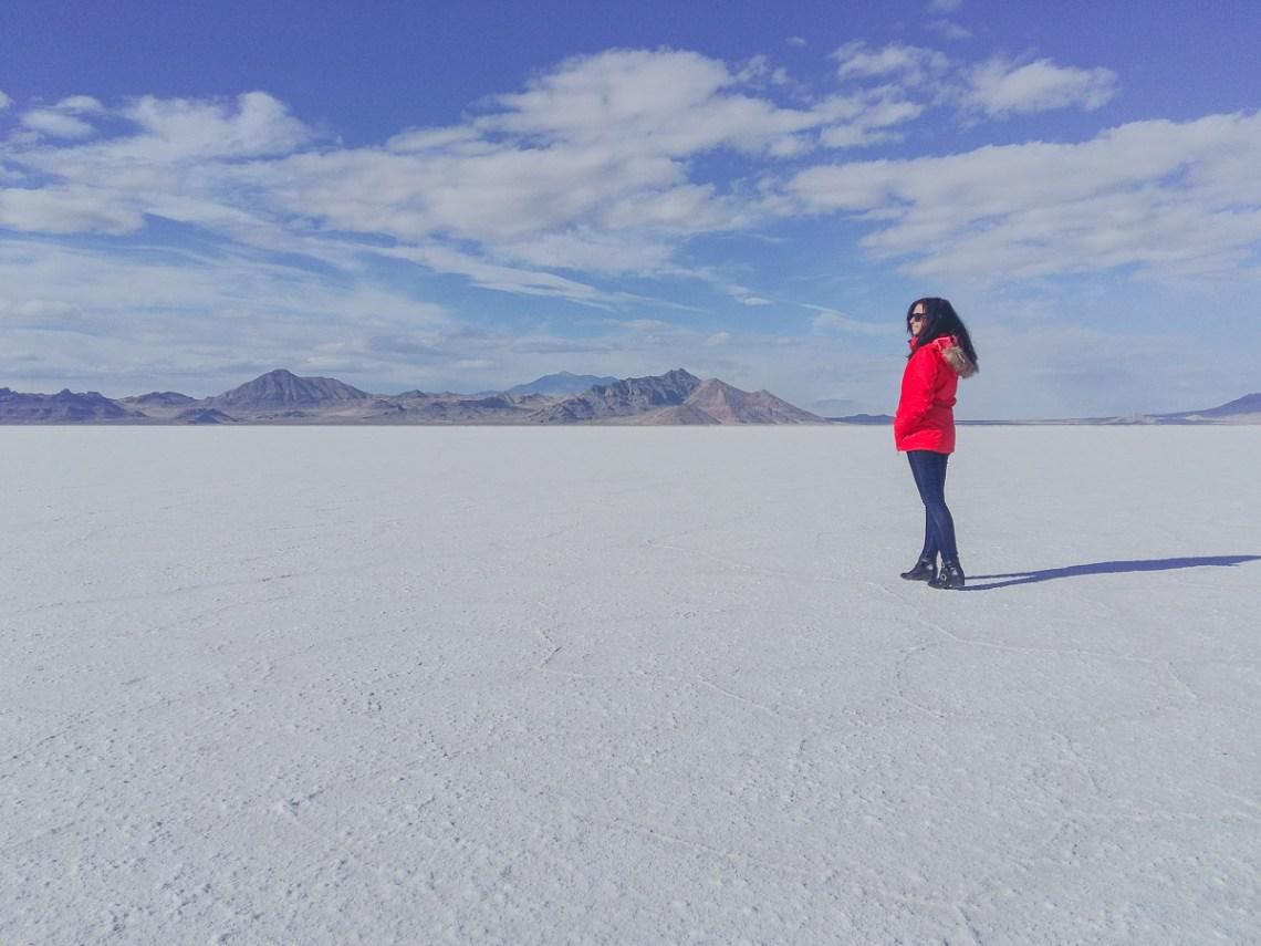 Bonneville Salt Flats Utah Salt Lake City