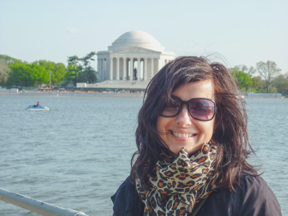 Jefferson Memorial - ein Highlight in Washington