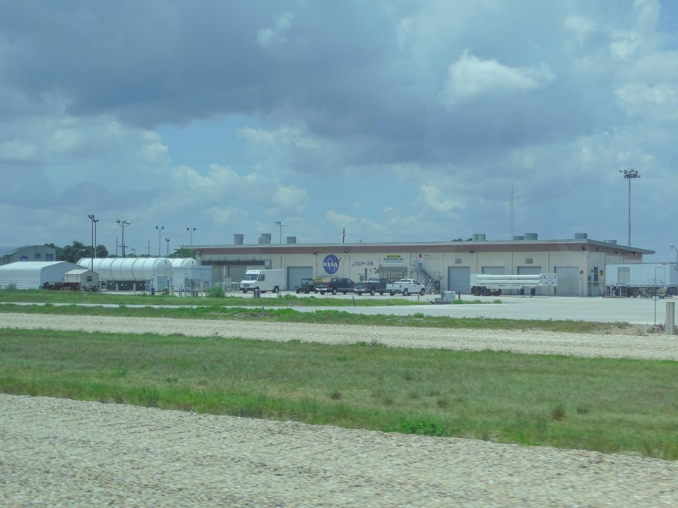 NASA Gebäude Cape canaveral
