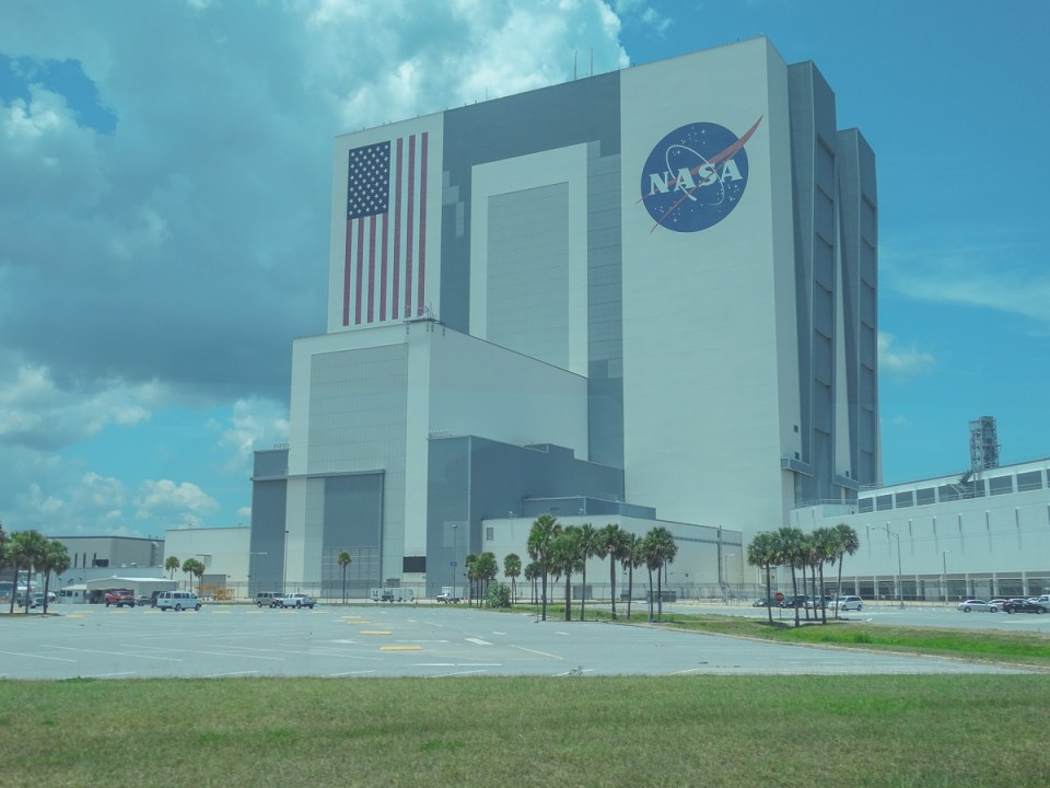 NASA Vehicle Assembly Hall