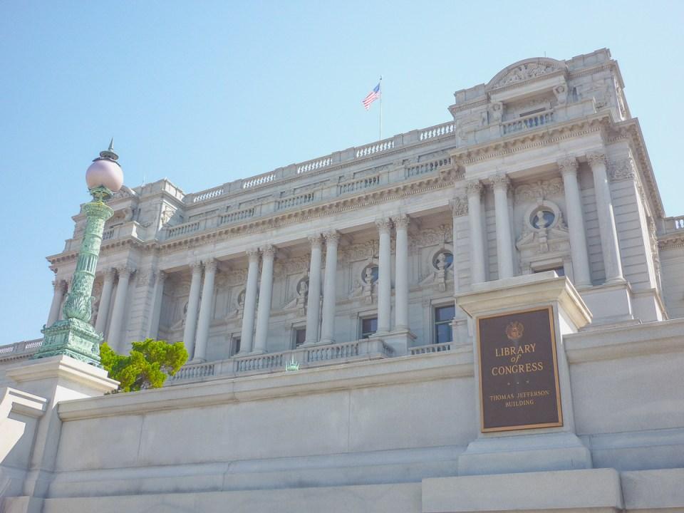 Library of Congress - die größte Bibliothek der Welt