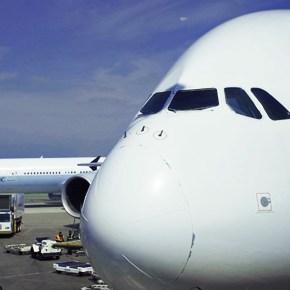 シンガポール航空A380で行く、ロス