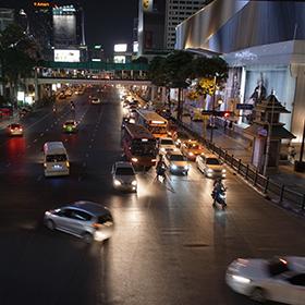 会社をお休みし、1ヶ月とちょっと、バンコクに住んでみました