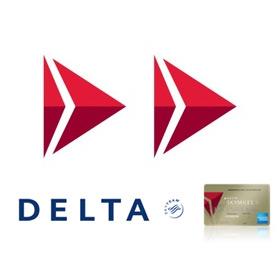 DELTA SKYMILES アメックス ゴールドカード 入会から4ヶ月後に無事ボーナスマイル加算