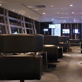 羽田空港 国際線ターミナル ANA Suite Lounge 2回目の潜入