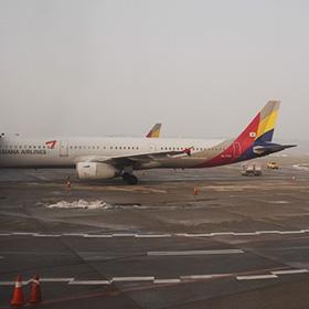 羽田からソウルは仁川へ あえての早朝便で旅立った理由はいかに?