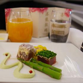 仁川発券でキャセイ航空 ビジネスクラスを体験