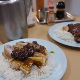 香港 灣仔の叉燒(チャーシュー)が美味しいお店 再興燒臘飯店