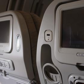 アシアナ航空 1115便 関空から一路 金浦空港へ