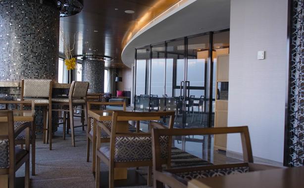 シェラトン ソウル D-CUBE CITYのクラブフロアで ホテルライフを満喫