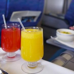 シンガポール→バンコク シンガポール航空ビジネスクラス