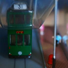香港でマニアックな模型が買える『80M巴士専門店』