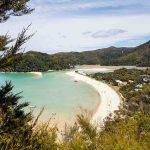 Randonnée dans le parc national d'Abel Tasman