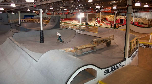 Ray's Indoor Bike Park Grand Opening