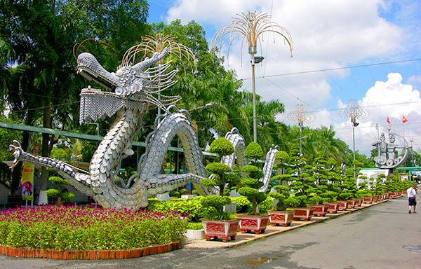 DAMSEN CULTURAL HO CHI MINH CITY