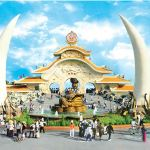 Suoi Tien Theme Park Ho Chi Minh City