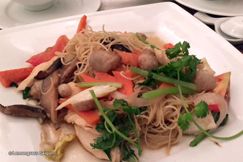 Dish in Lemongrass Saigon