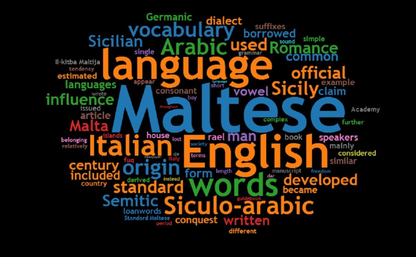 Want to Learn Maltese This Weekend?