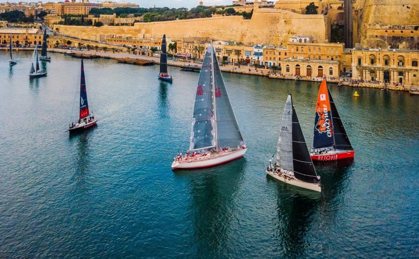 Malta: Antique Sandstones Meet Cyan Seas