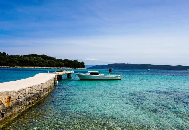 Bisevo, Croatia