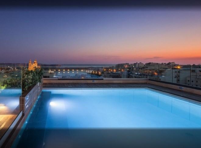 Malta--hotel: Solana
