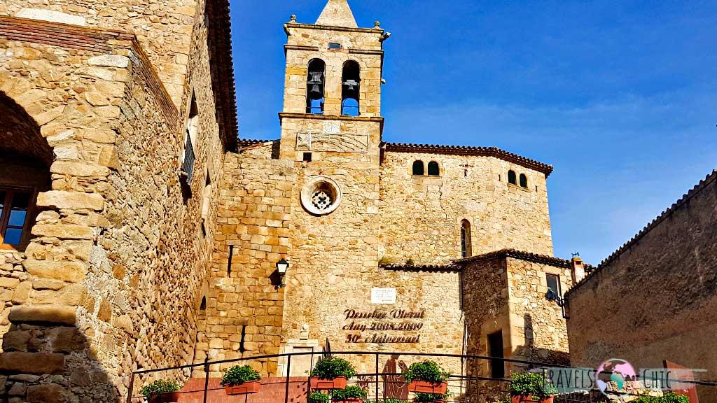 Iglesia Santa Maria Castell d'Aro