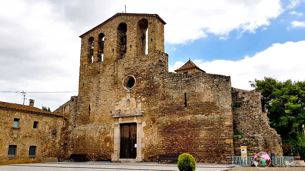 Iglesia Parroquial de San Pedro Ullastret