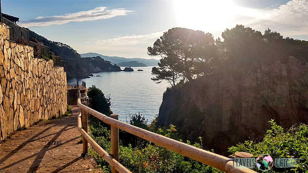 Camino de Ronda Cala Sant Francesc