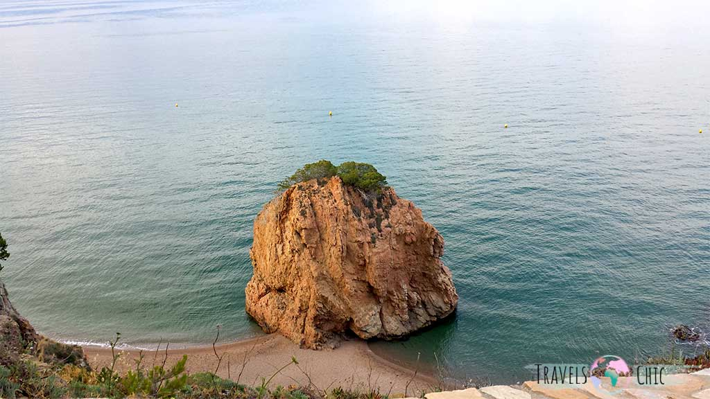 Playa Illa Roja Begur Costa Brava