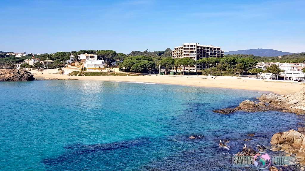 Playa La Fosca Costa Brava