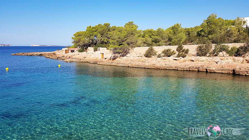 Cala Gracioneta Ibiza