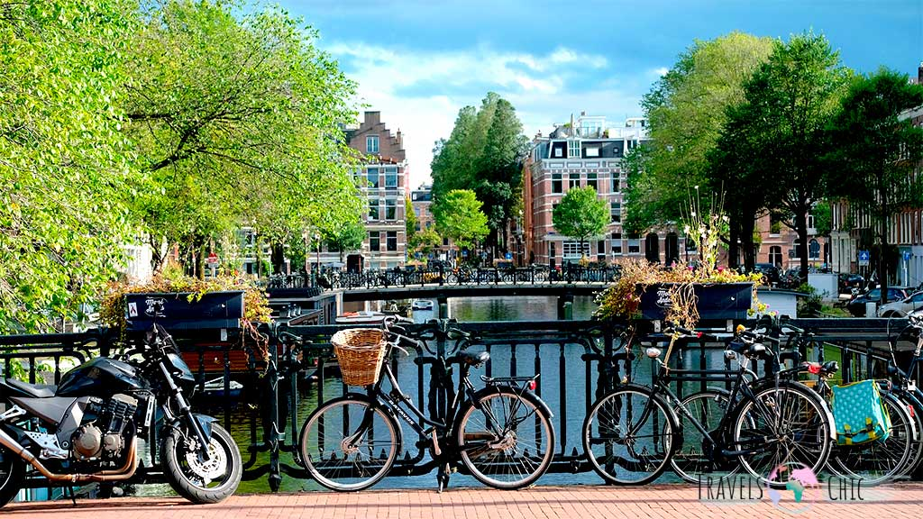 Centro de Amsterdam