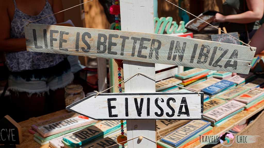 Mercadillo hippie de Ibiza, una de las mejores cosas que hacer en Ibiza