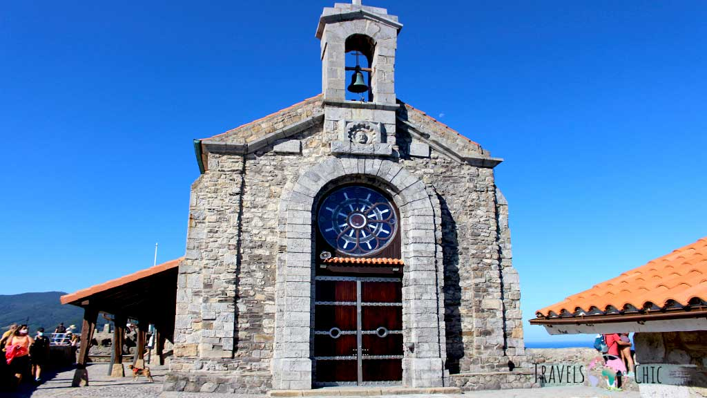 Ermita de San Juan de Gaxtelugatxe