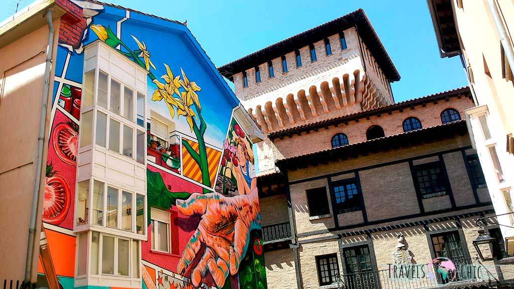 Murales que ver en Vitoria