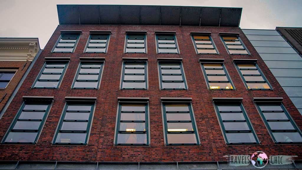 Museo Casa de Ana Frank Amsterdam