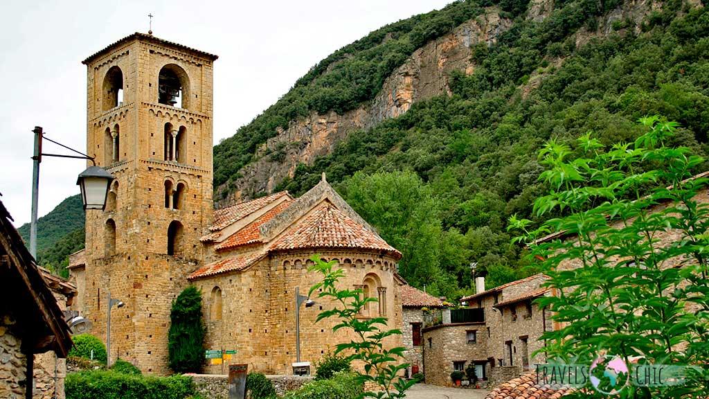 Beget, uno de los pueblos con encanto de Cataluña
