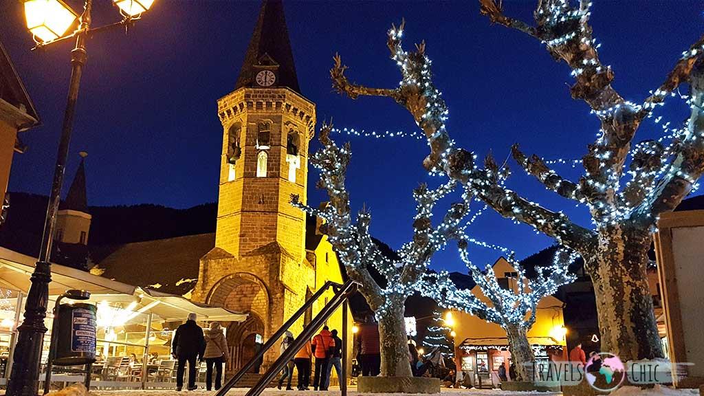 Viella uno de los pueblos con más encanto de Cataluña en Navidad