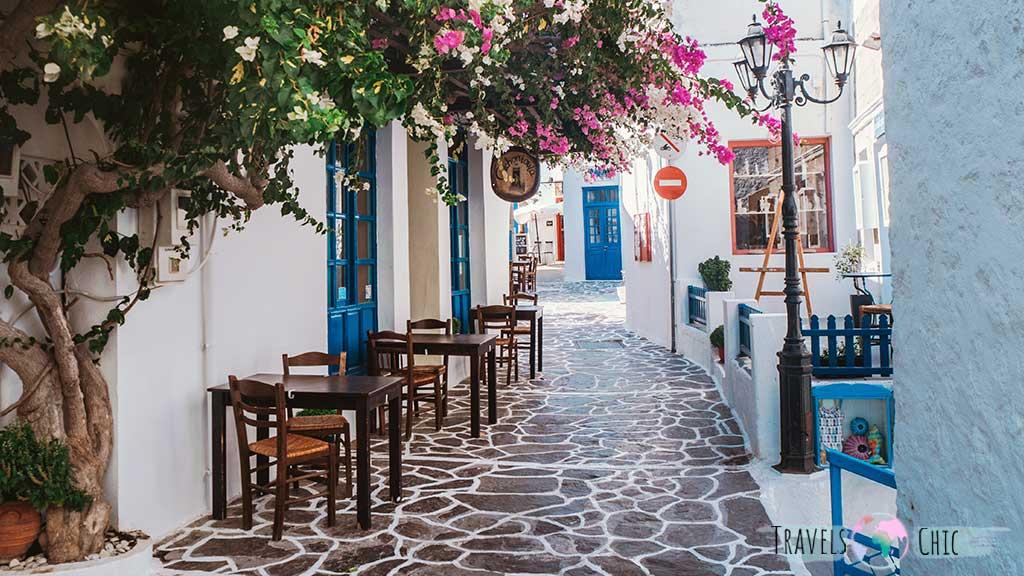 Milos, una de las mejores islas griegas para visitar