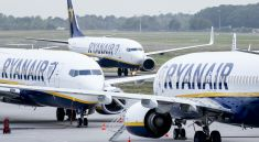 Ryanair до Києва з Дюссельдорфа-Веце і Франкфурт-Хана