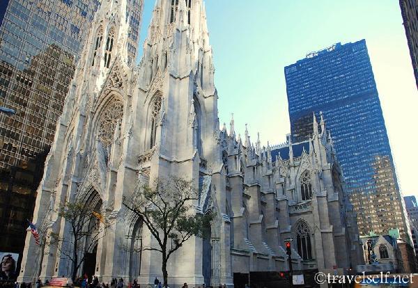 Собор Святого Патрика Нью Йорк фото