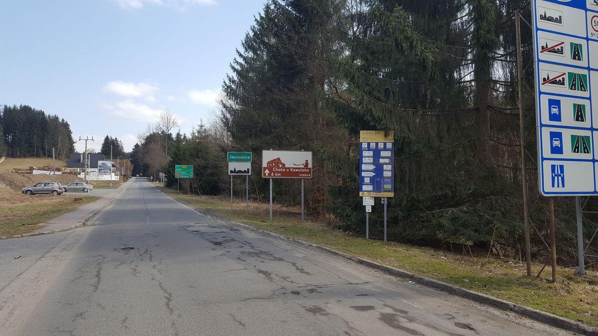 znaki drogowe polskie
