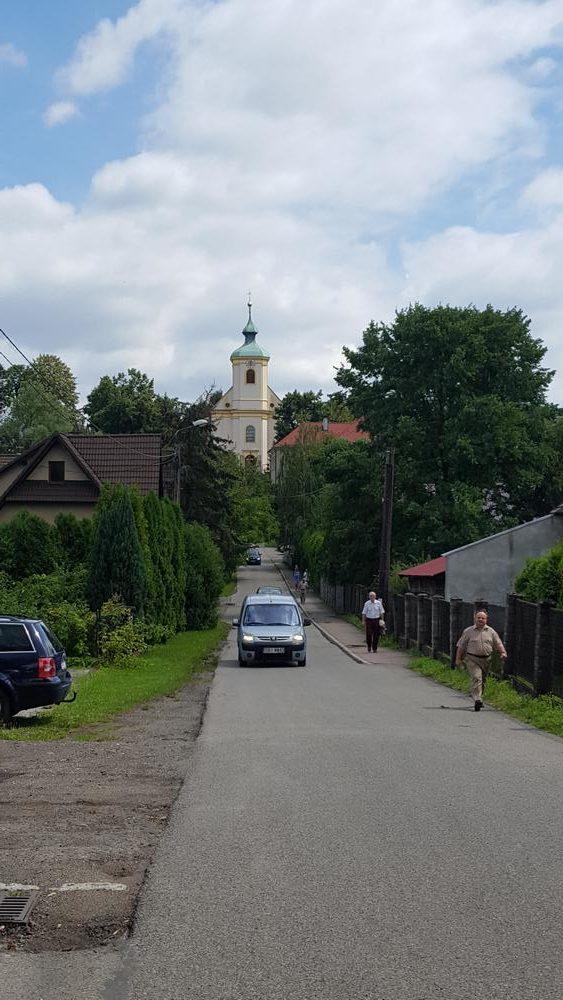 bestwina kościół1
