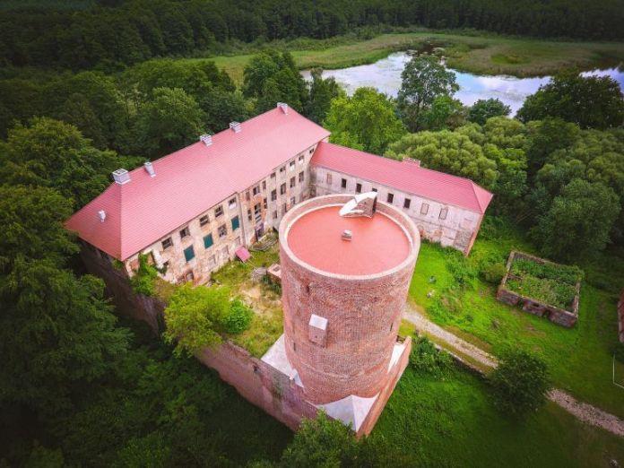 zamek swobnica