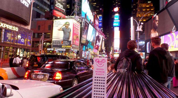 Wesoly Wiezowiec Nowy Jork