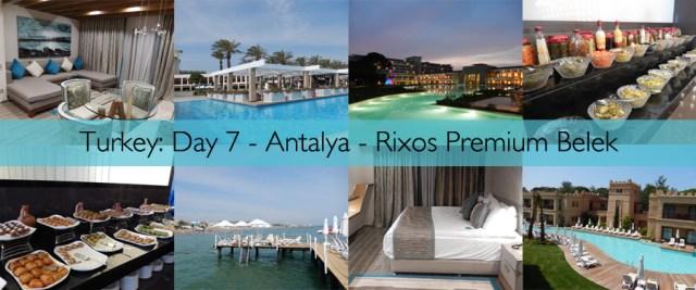 Turkey Day 7 - Antalya