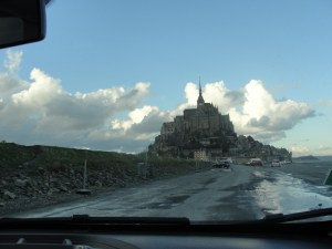 Europe - France - Mont-Saint-Michel - (5)