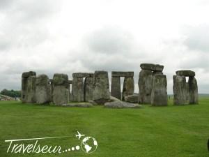 Europe - England - Stonehenge - (5)