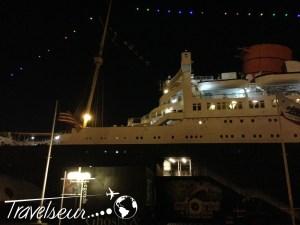 USA - California - The Queen Mary - (1)