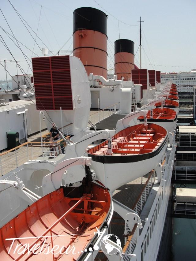 USA - California - The Queen Mary - (26)